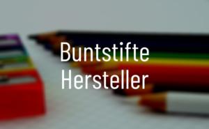 Buntstifte Hersteller