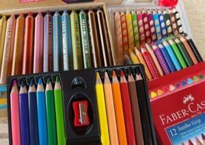 Buntstifte Set Farbauswahl