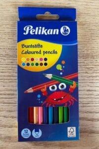 Buntstifte kleine Kinder Inhaltsstoffe