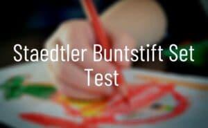 Staedtler Buntstift Set Test