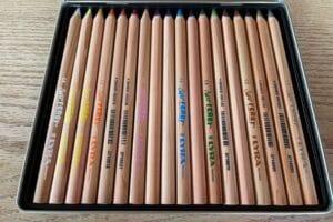 Buntstifte Hautfarben Spitzer