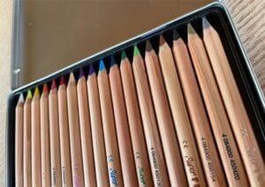 Buntstifte Holz Wachsbasiert Ölbasiert