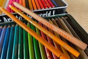 Buntstifte für Künstler Bruchfestigkeit