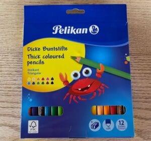 Buntstifte für die Schule Kaufkriterien