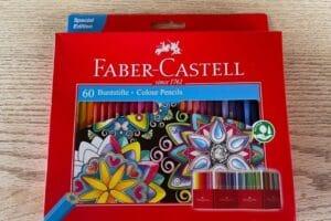Faber Castell Buntstifte Set Test Vergleichskriterien