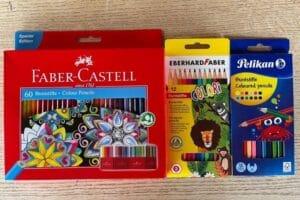 Faber Castell Buntstifte für Kinder