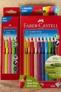 Faber Castell Farbintensität