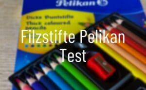 Filzstifte Pelikan Test